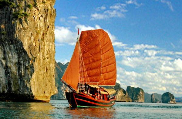 Un voyage en famille au Vietnam en Juillet, en mousson