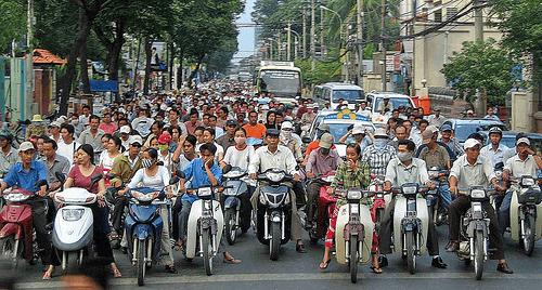 Guide voyage au Vietnam: Conduire au Vietnam
