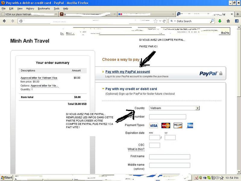 Comment payer par Paypal