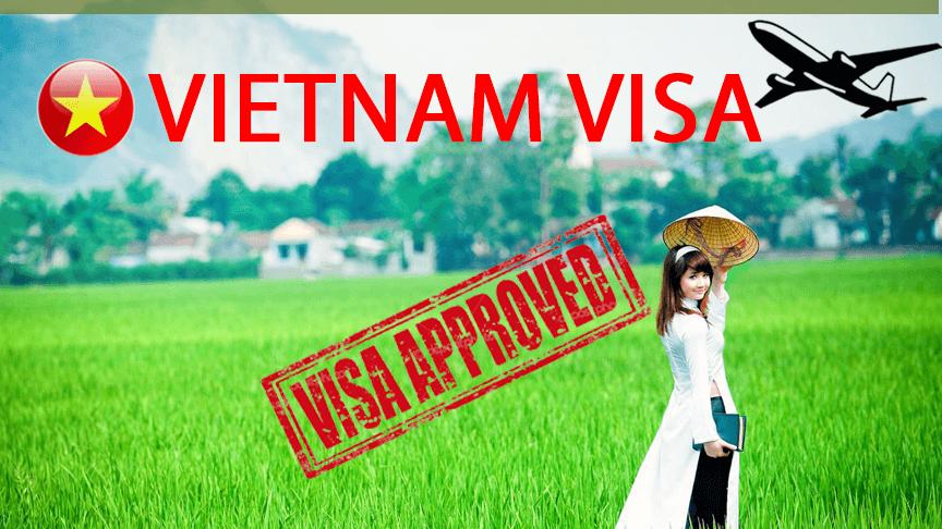 Le VRAI prix de lettre d'Invitation pour Visa Vietnam