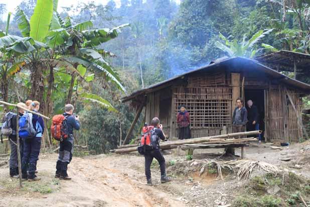 Trekking Caobang, Nord Est Vietnam