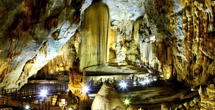Parc national de Phong Nha-Ke Bang de Quang Binh