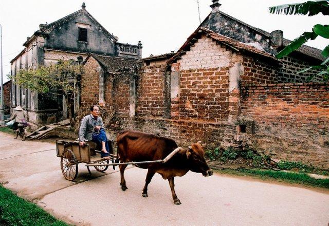 Village Duong Lam, à faire et voir absolument au Vietnam !