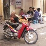 moto taxi au Vietnam