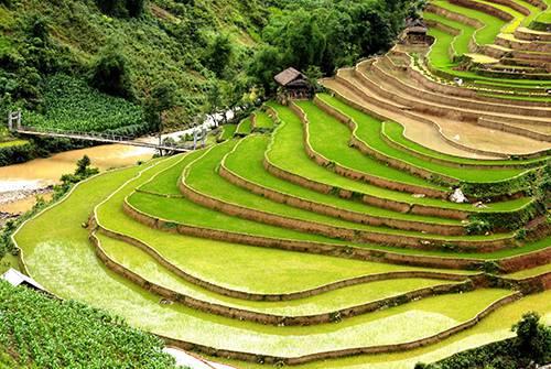 trekking Nord Vietnam Tu Le - Mu Cang Chai,