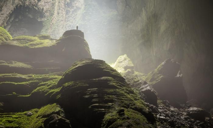 Découvrez l'intérieur de Son Doong , la plus grande grotte du monde