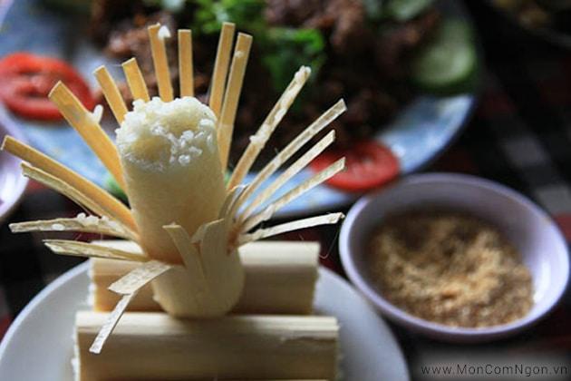 Que manger au Lac Ba Be Vietnam