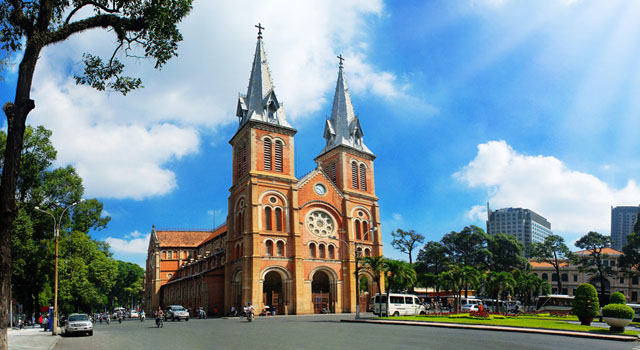 Cathédrale Notre-Dame de Saigon