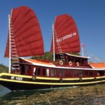 Croisière dans la baie de Lan Ha – Itinéraire non touristique – A partir de 140 USD /personne