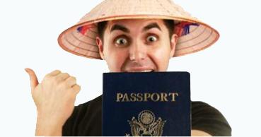 Démarche pour demander le visa Vietnam à l'arrivée avec nous