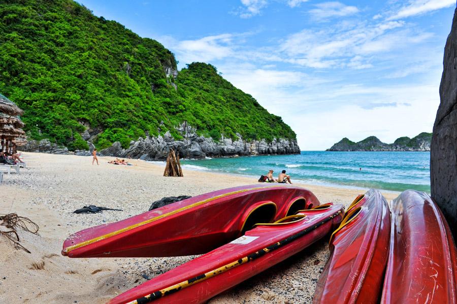 Comment aller de Hanoi à l'ile de Catba ? – Mise à jour 2019
