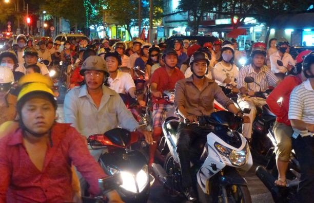 Ho Chi Minh-Ville