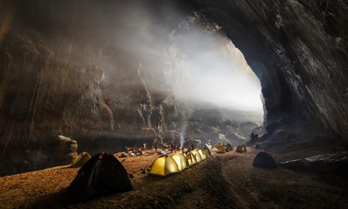 Grotte Son Doong listée parmi TOP 25 destinations touristiques du 21e siècle