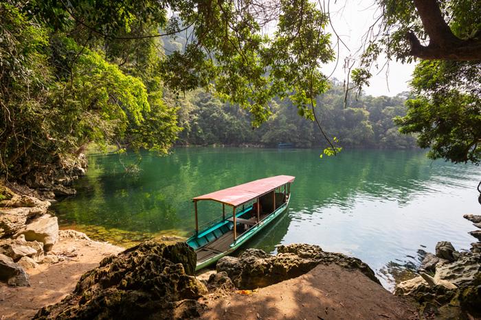 Bon plan Voyage Nord Est Vietnam: Que faire au Lac de Ba Be