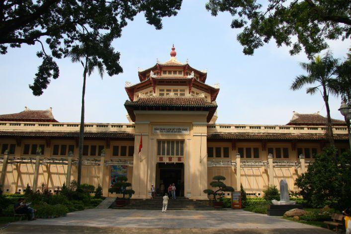 Musée d'histoire vietnamienne