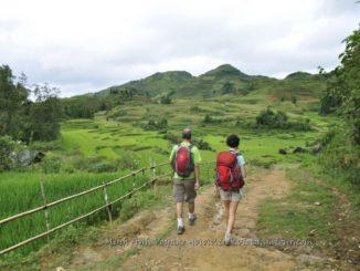 Respect de la population vietnamienne pendant votre trek au Vietnam