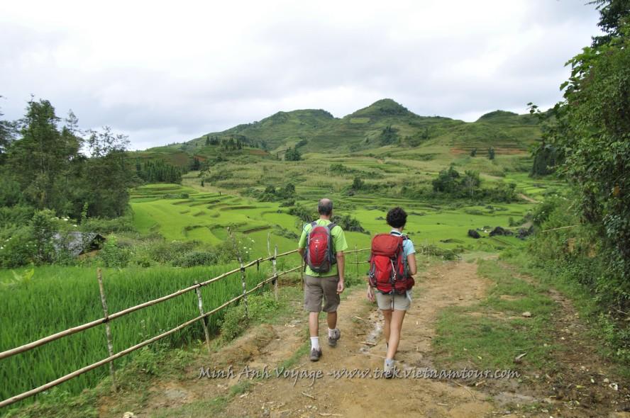Circuit Nord Vietnam Trekking dans la Réserve Naturelle Pu Luong en 10 jours dès 518 USD