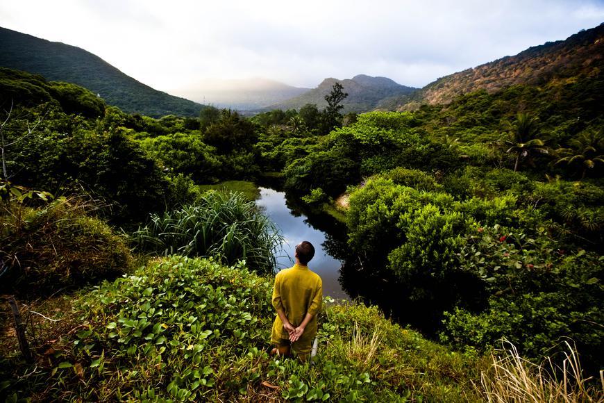Trekking dans le parc national Condao