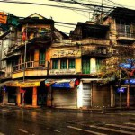 Vieille ville de Hanoi ( Vieux quartier Hanoi )