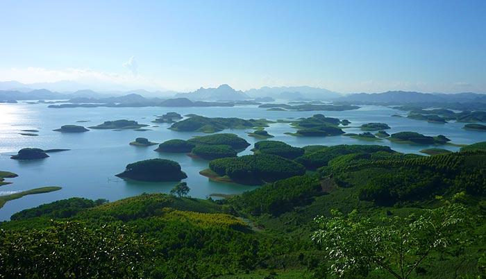 Thac Ba, lac de charme caché
