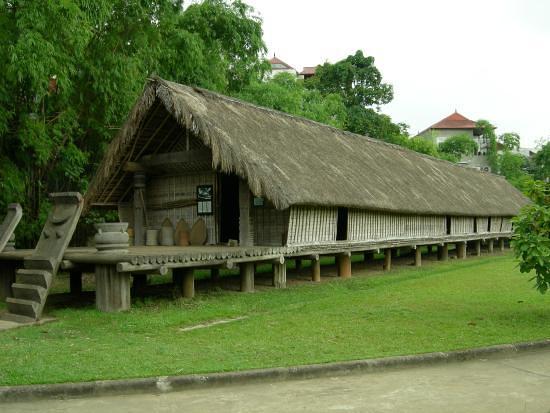 Musée d'ethnologie du Vietnam ( recommandé )