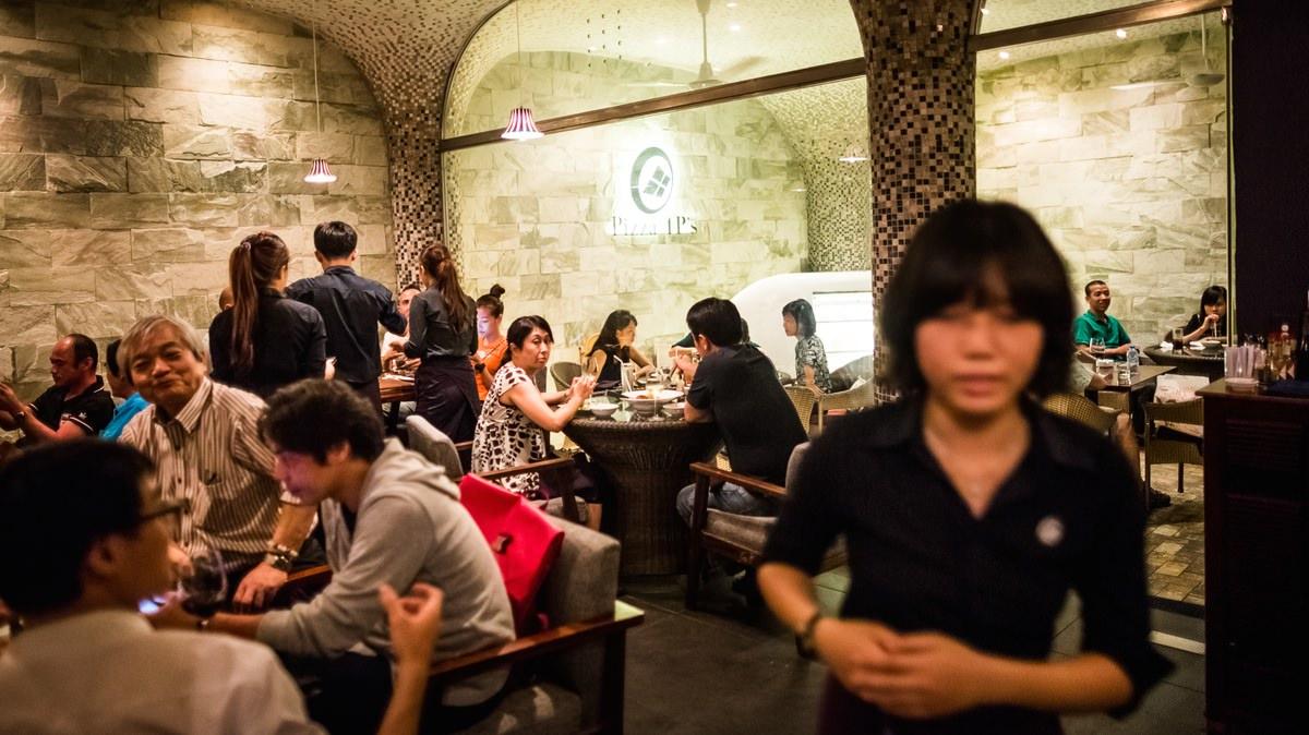 4Ps Pizza Saigon