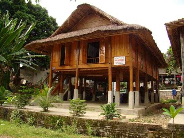 Chez l'habitant Mai Chau