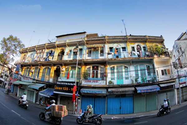 Guide voyage Ho Chi Minh-Ville : Cho Lon, district 5, quartier des chinois