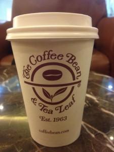 Coffee Bean & Tea Leaf, meilleur café cappuccino de Saigon