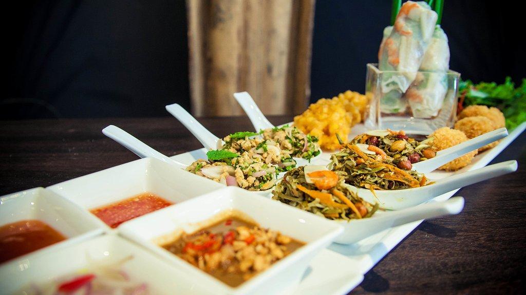 Monsoon Restaurant and Bar