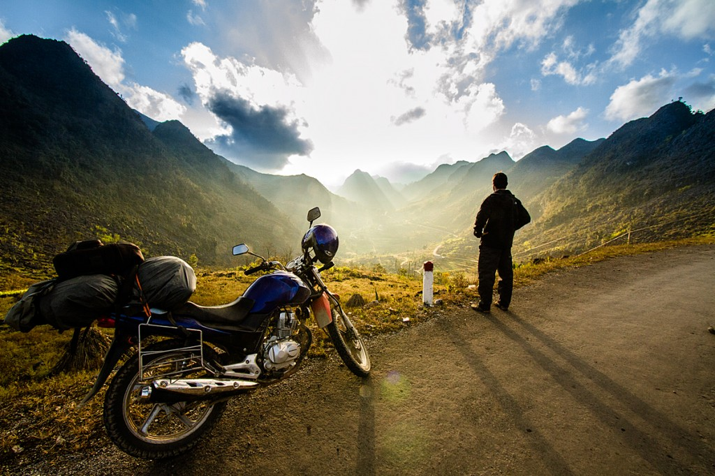 Itinéraire pour un Voyage en moto à l'extreme Nord Vietnam: Ha Giang , Dong Van , Meo Vac, Yen Minh