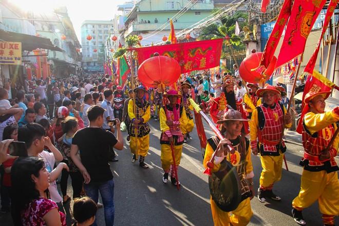 Tet , Nouvel An Vietnam