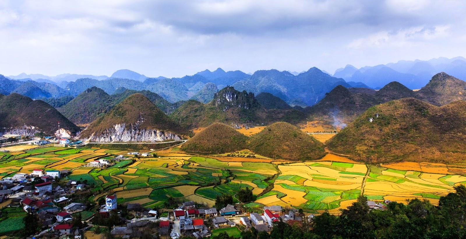 Planifiez votre voyage au Vietnam en seul clin d'oeil