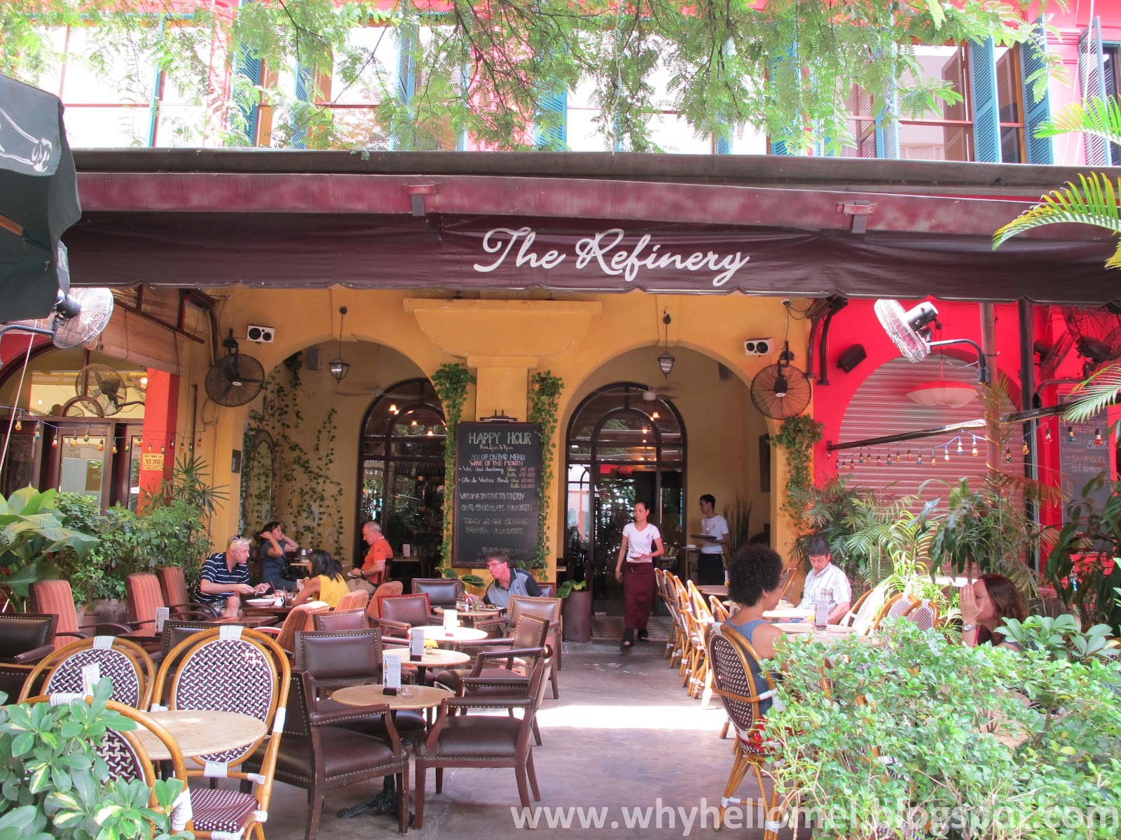 The Refinery Bar and Restaurant
