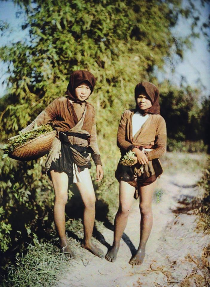 Images de Vietnam au début de XX e siècle
