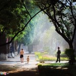 Visitez Hanoi dans les premiers jours de l'automne