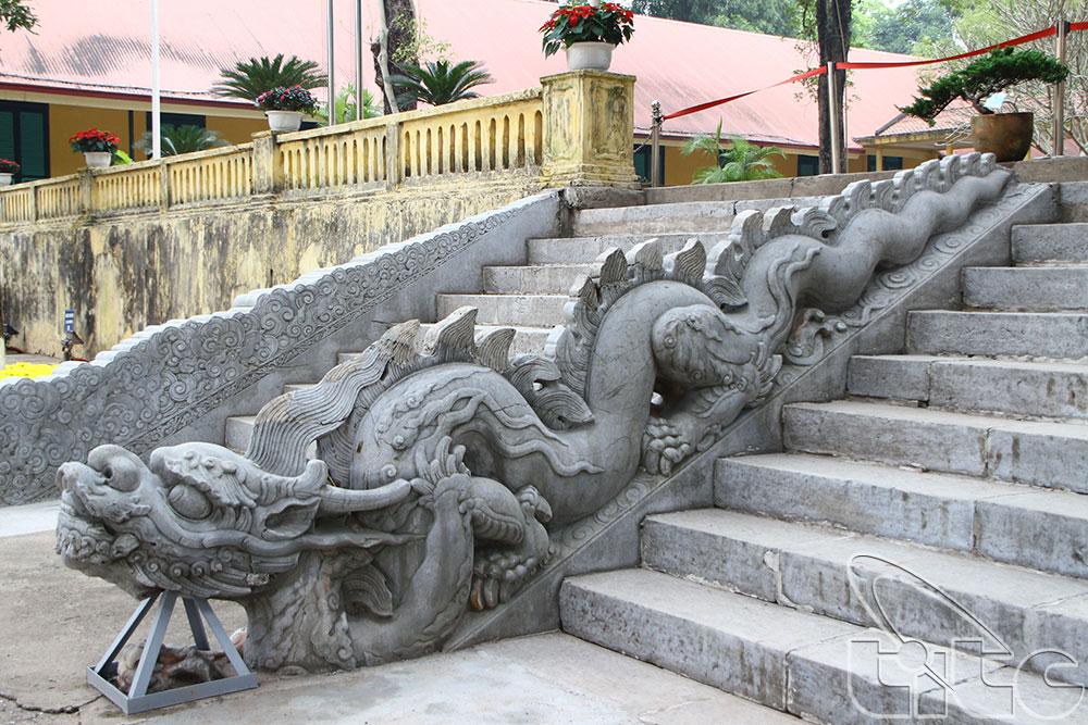 Citadelle impériale de Thang Long de Hanoi, Vietnam