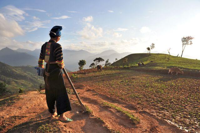 Géoparc Non Nuoc Cao Bang, deuxieme Géoparc mondial vietnamien reconnu par l'UNESCO.