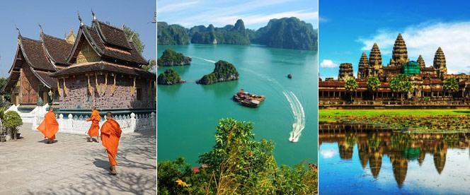 Liste complete des patrimoines mondiaux de l'UNESCO en Indochine