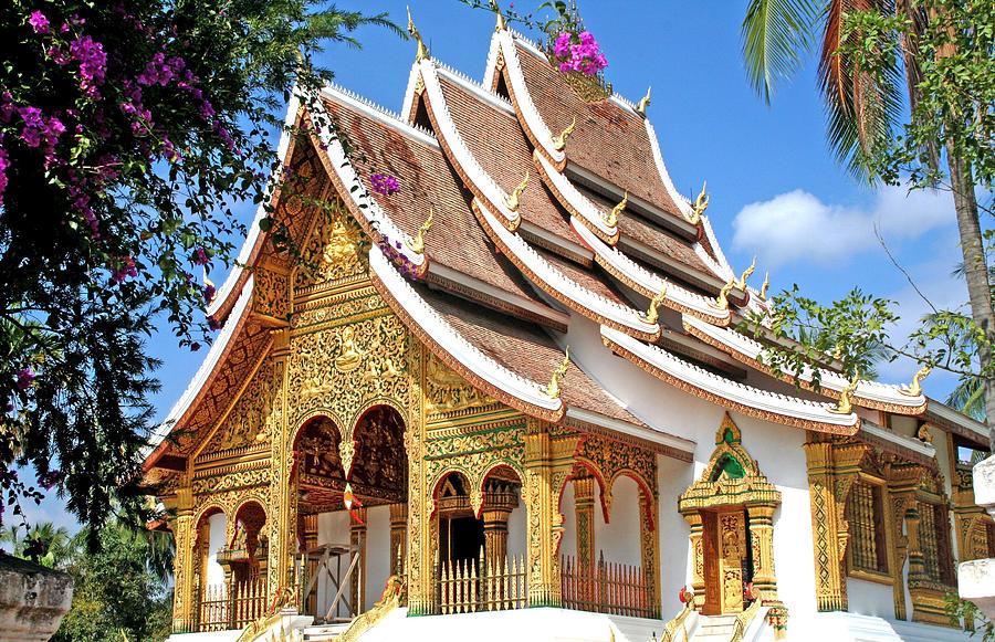 Architecture du Laos