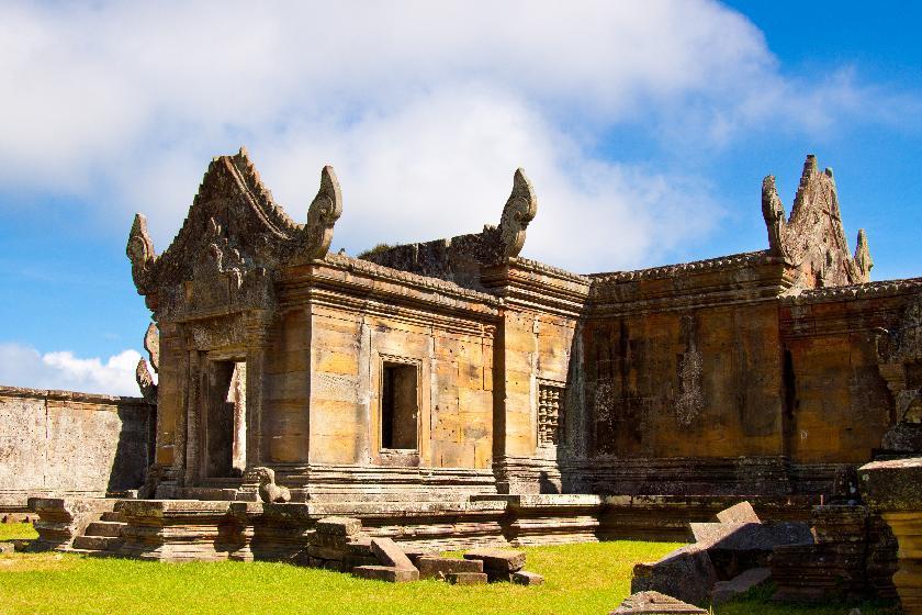 Comment se rendre au temple de Preah Vihear