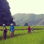 Trekking Cao Bang