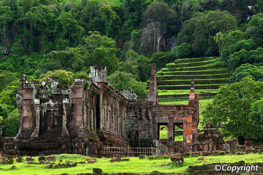 Vat Phou, Laos