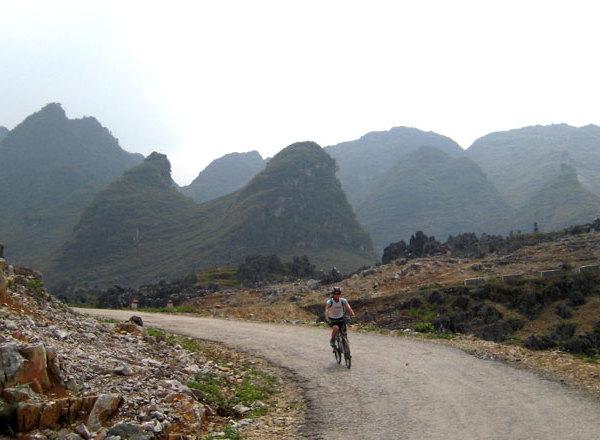 Velo Circuit Ha Giang Nord Vietnam