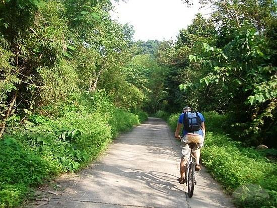 3 jours authentiques à vélo autour de Tamcoc, baie d'Halong terrestre