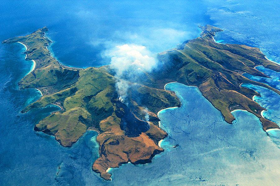 Baie d'Halong parmi les 7 merveilles de la nature du monde
