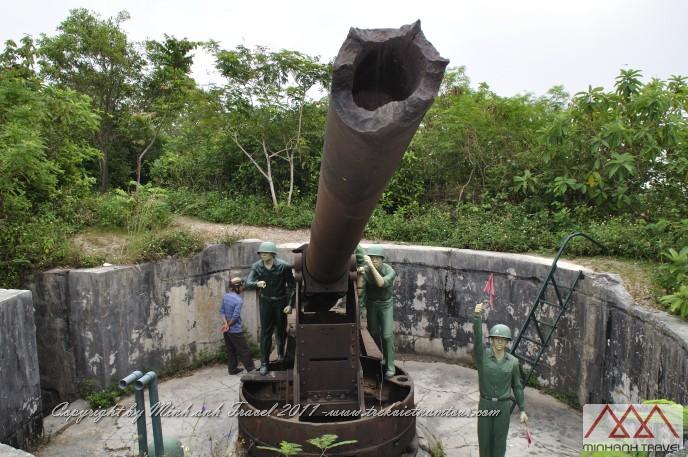 Photo Reportage : Fort de Canon sur l'ile de Cat Ba