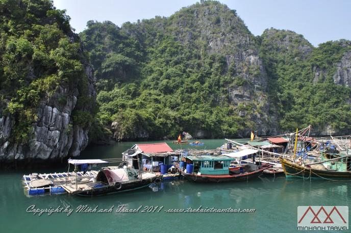 Suggestion Itinéraire Voyage Vietnam en Deux Semaines