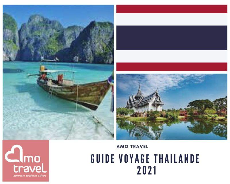 Guide voyage en Thailande
