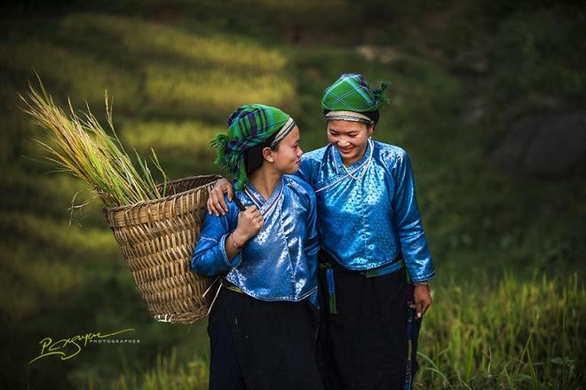 Beauté du Vietnam à la presse anglaise